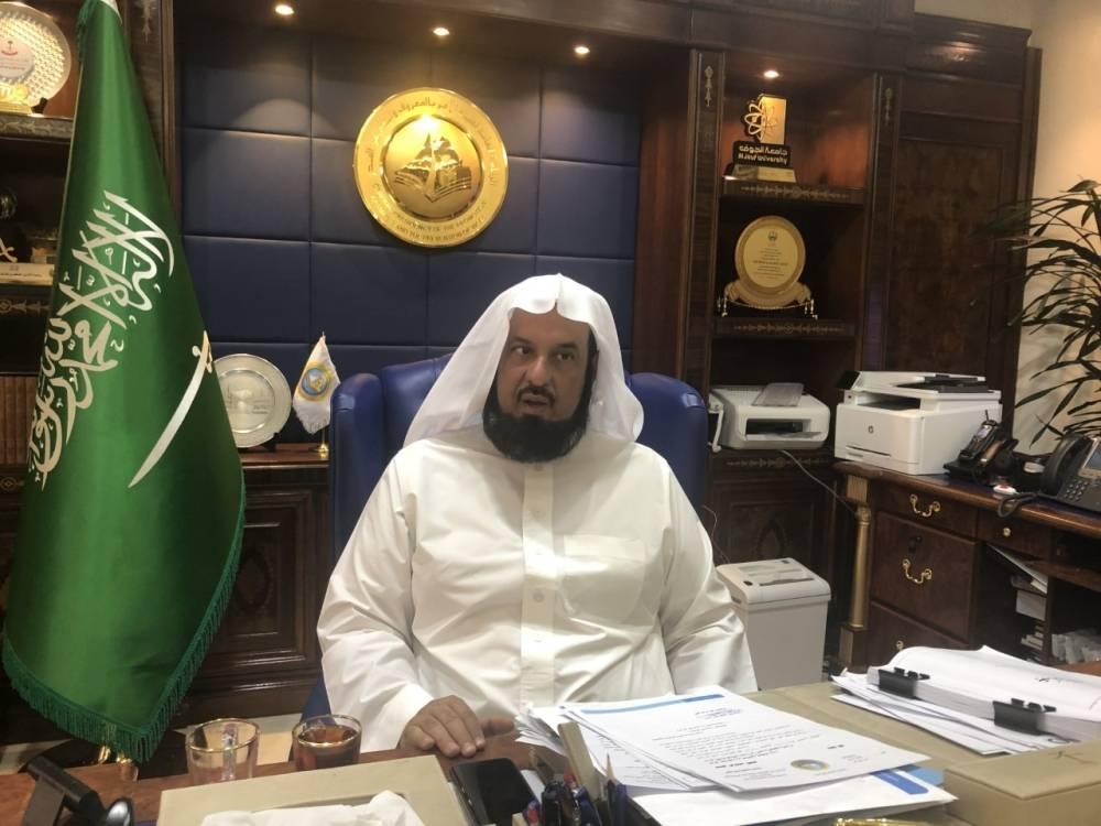 الدكتور عبدالرحمن السند