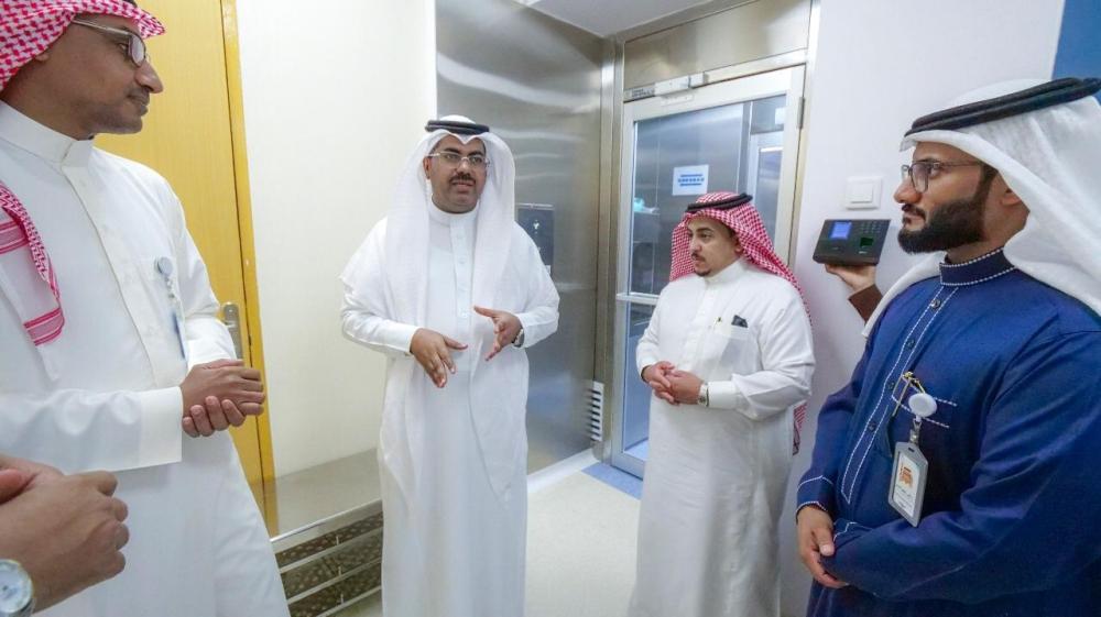 قسم الأطفال حديثي الولادة بمستشفى الملك فهد المركزي بجازان (الوطن)