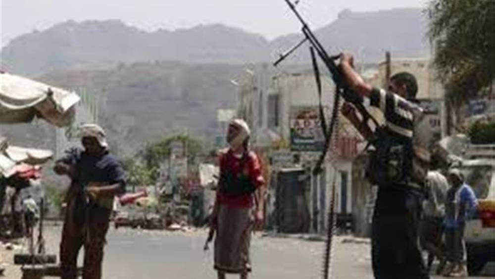 عصابات الحوثي مصدر اختيار المسؤولين ( الوطن)