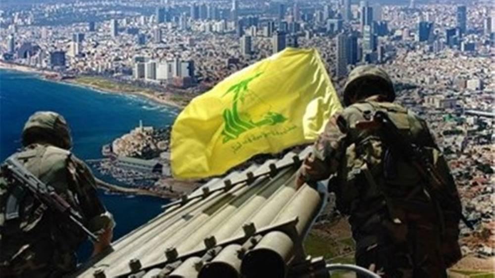 تدريب بحري لعناصر حزب الله ( الوطن)