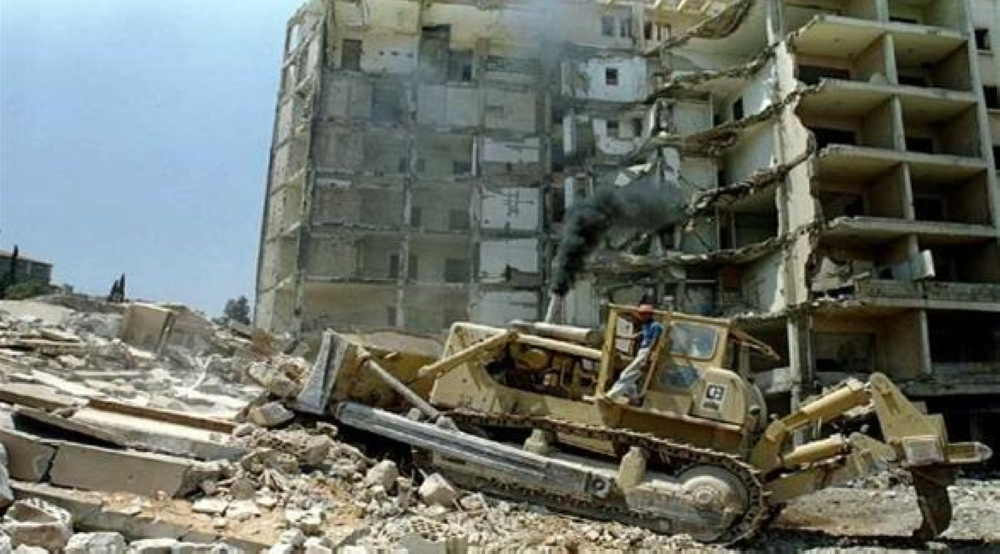 تفجير السفارة الأميركية في بيروت ( الوطن)