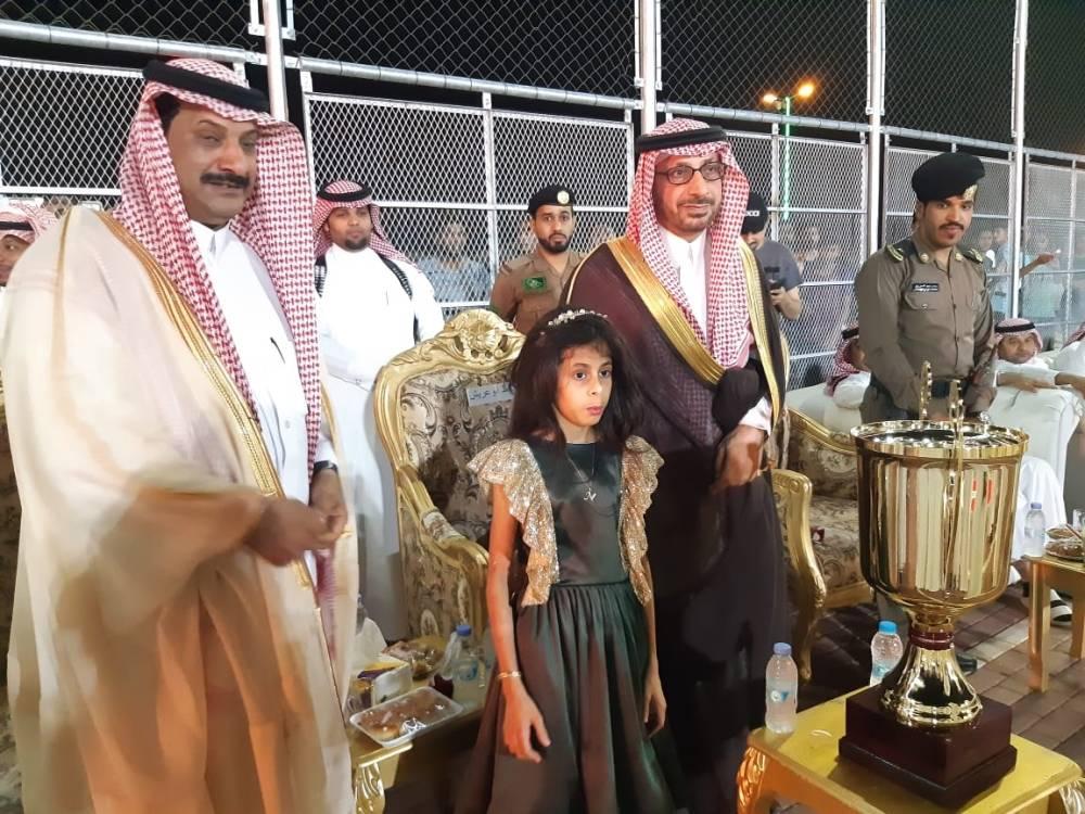 دبير العارضة بطلا لدورة بلدية أبوعريش