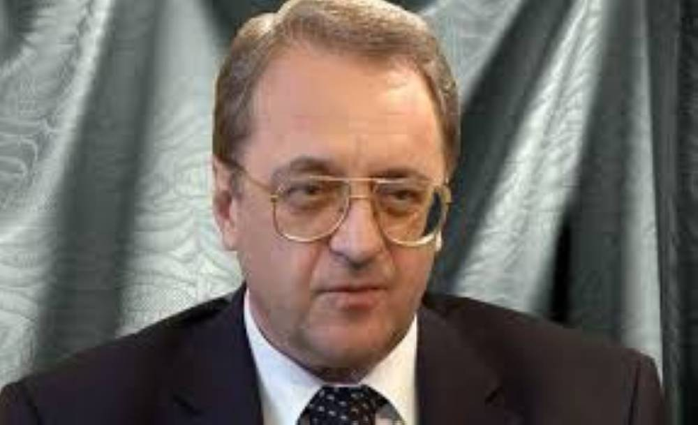 ميخائيل بوغدانوف (الوكالات)