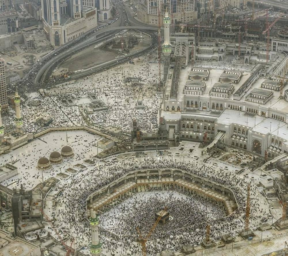 4568 جولة ميدانية لرصد الملاحظات ومعالجتها بالمسجد الحرام خلال رمضان - جريدة الوطن
