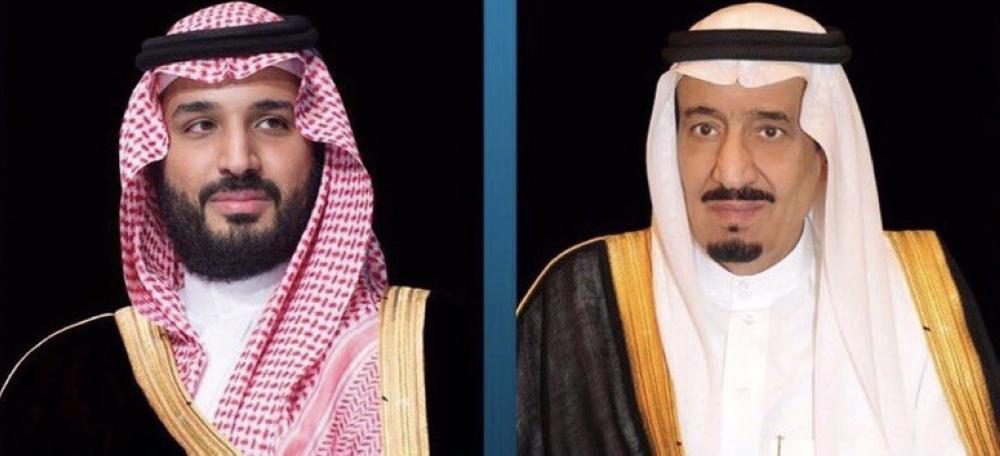 خادم الحرمين وولي العهد يعزيان أمير الكويت في وفاة الشيخ حمود الصباح