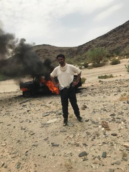 ابن سعيدان يطير بلقب رالي عسير - جريدة الوطن