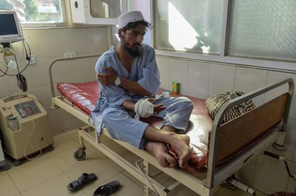 تفجير انتحاري داخل مبنى حكومي في أفغانستان - جريدة الوطن