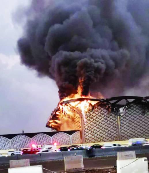 المقام السامي ينتظر نتائج تحقيقات 3 جهات في حريق المحطة جريدة الوطن