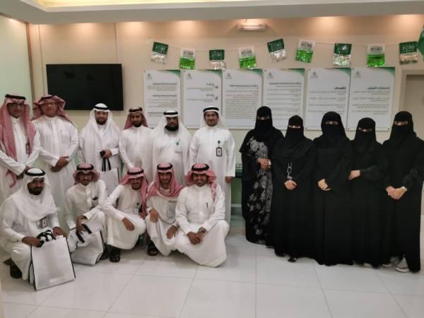 مشاركون في ملتقى القطاع الصحي غير الربحي (الوطن)