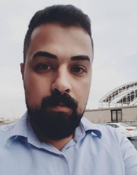 الناشط الحقوقي الكردي محمد حاجي