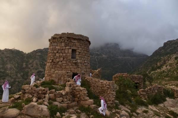 من آثار جازان (تصوير: يحي مدخلي)