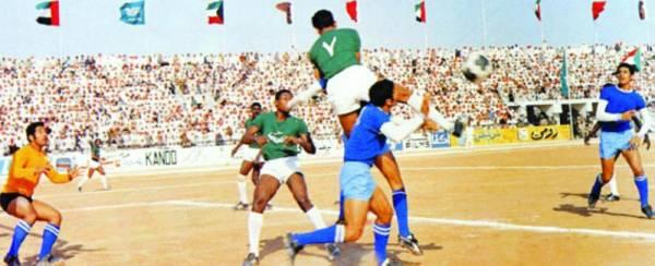 من مباريات السعودية والكويت