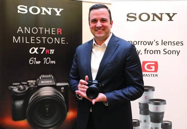 سوني تطرح كاميرا Alpha 7R IV الجديدة - جريدة الوطن
