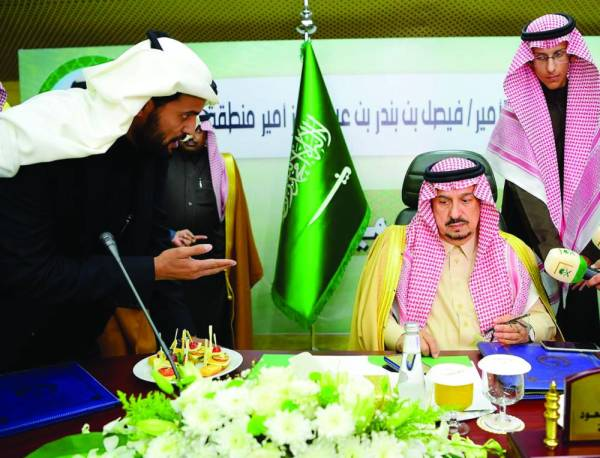 «الوطن» تتحدث لأمير الرياض (الوطن)