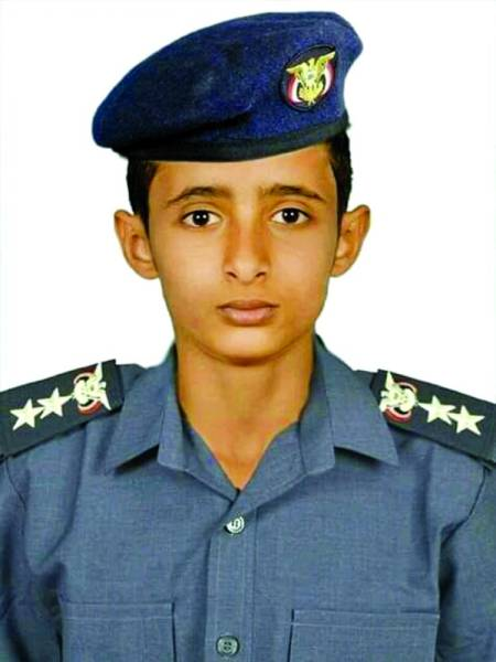 اللواء الطفل محمد جابر