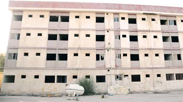 مستشفى الولادة والأطفال القديم بالدمام