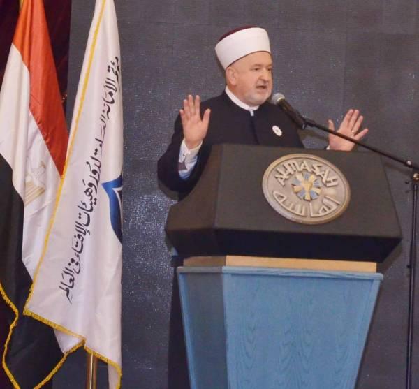مفتي البوسنة والهرسك يؤكد دعمه الإجراءات السعودية لمنع ...