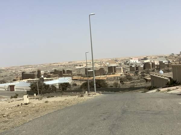 قرية آل بلحي التي شهدت الحجر الصحي قبل نحو 70 عاما (تصوير: جميلة آل عطيف)