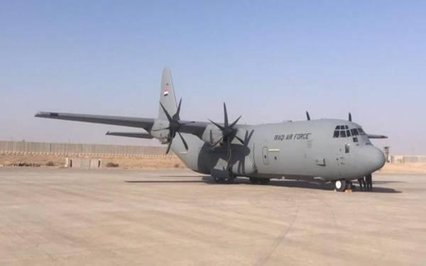 قوات أمريكية تنسحب من إحدى القواعد العراقية