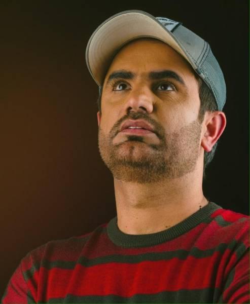 السينمائي الإماراتي محمد حسن