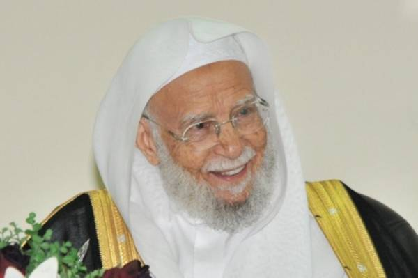 الشيخ عبدالله التركي