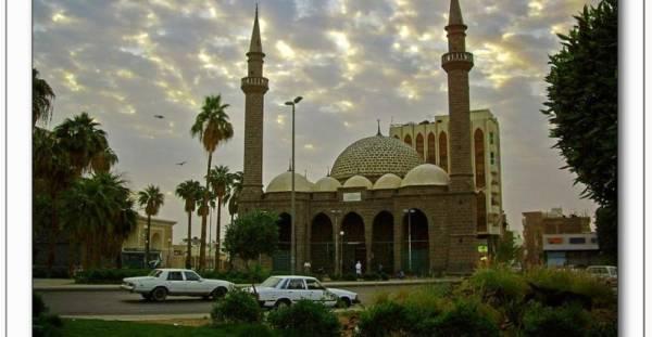 مسجد العنبرية