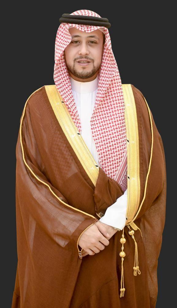 نائب امير القصيم الأمير فهد بن تركي بن فيصل بن تركي بن عبدالعزيز