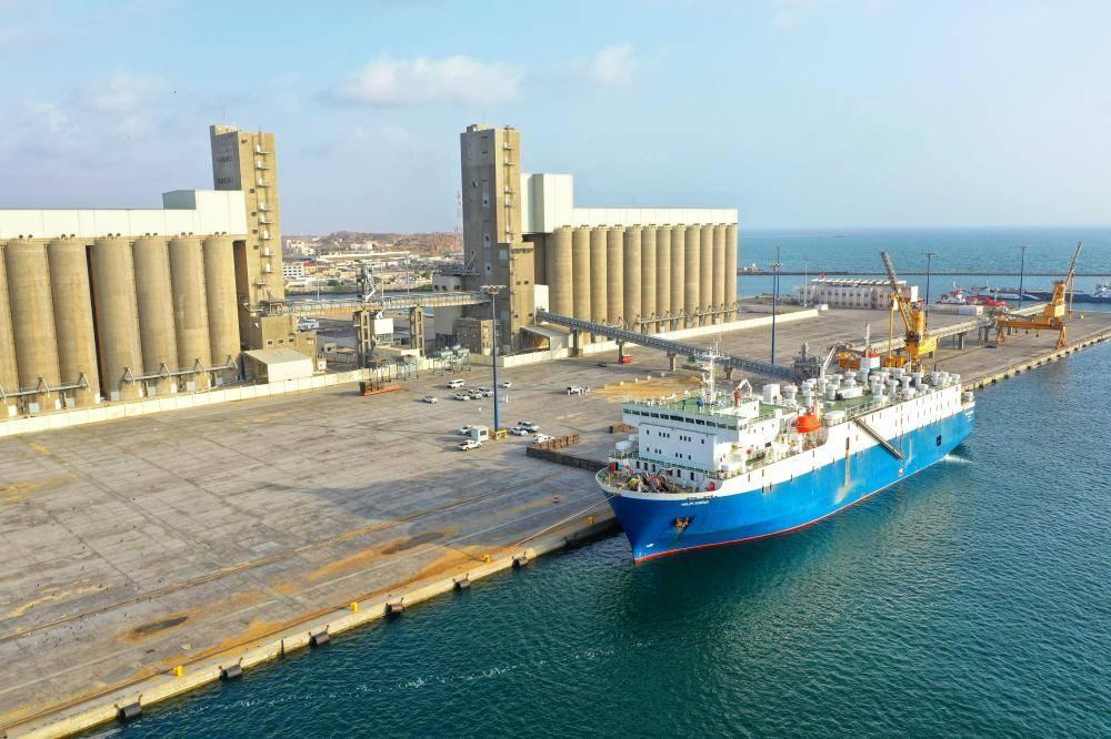 مركز الأخبار ميناء جازان خطط استراتيجية وخطوات تطويرية تحقق رؤية المملكة 2030