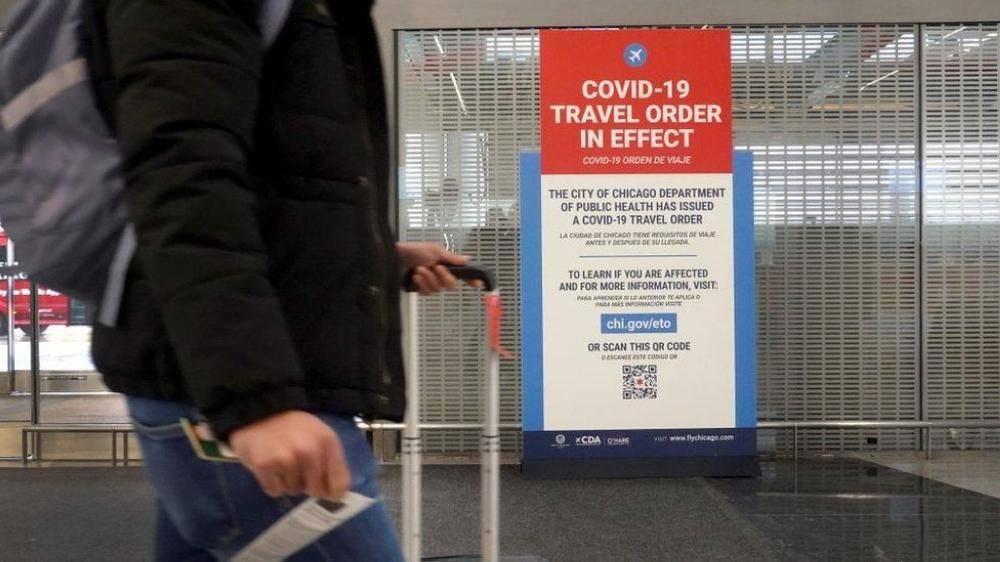 رجل يعيش في المطار 3 شهور خوفا من كوفيد-19