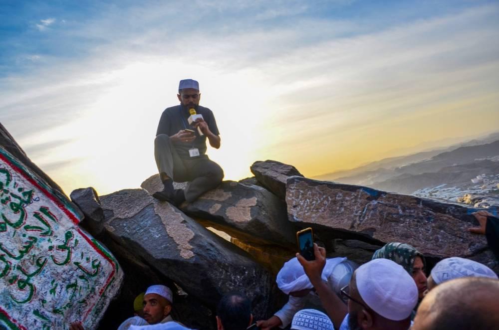 غار حراء (تصوير: عبدالمحسن دومان)