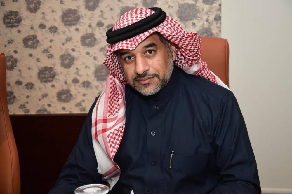 الأستاذ علي العليوات - عضو مجلس  إدارة الاتحاد، رئيس لجنة المسابقات