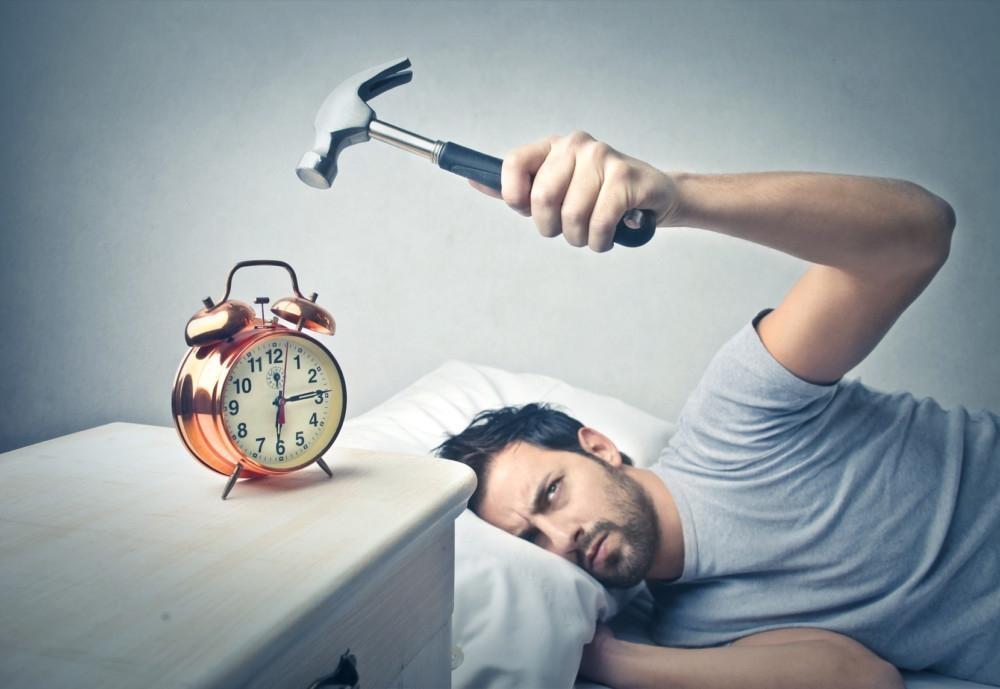 الاستيقاظ المبكر