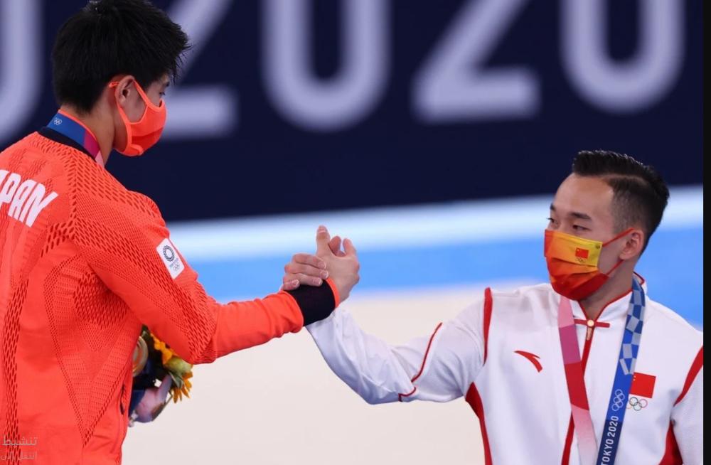 الصين تواصل هيمنتها على أولمبياد طوكيو 2020