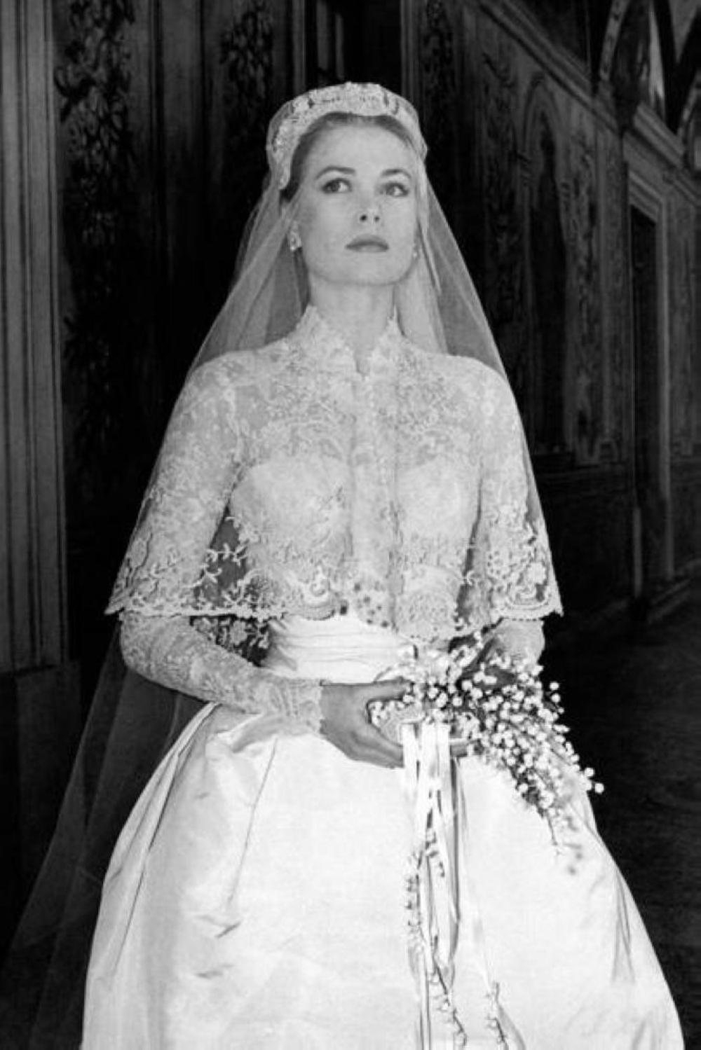 الأميرة غريس كيلي