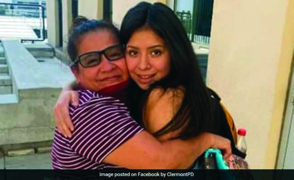 رسالة فيسبوك تجمع أما وابنتها