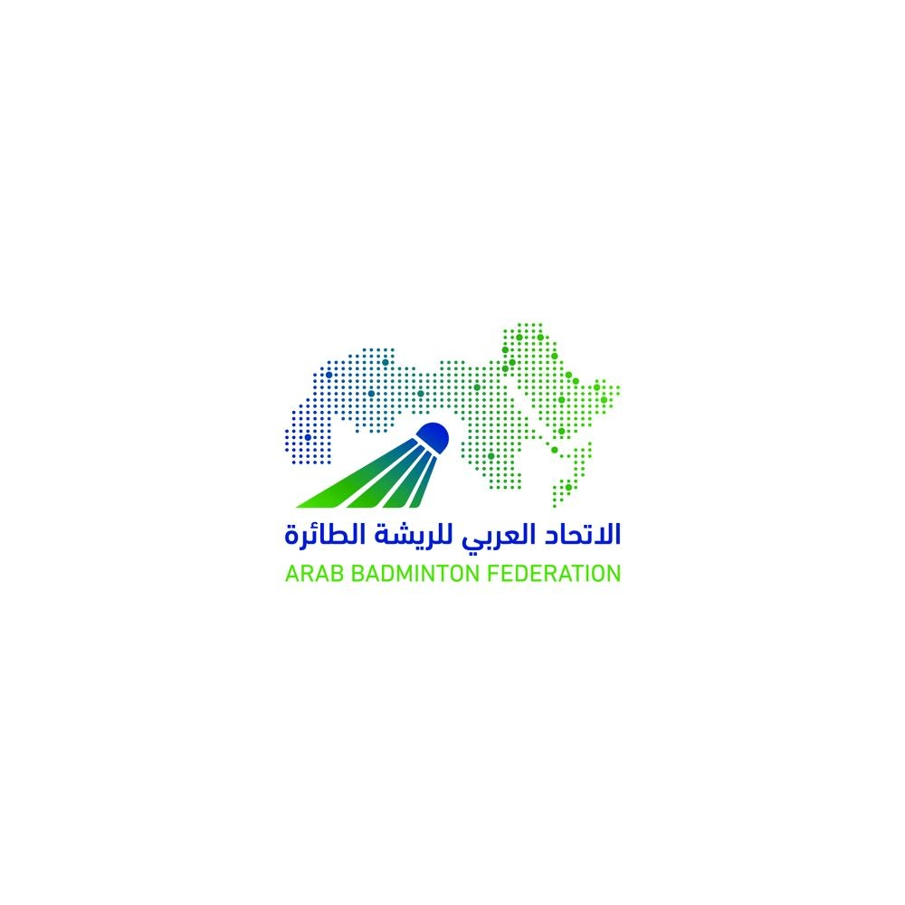 شعار الاتحاد العربي للريشة الطائرة