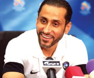 الجابر مديرا رياضيا للعربي القطري