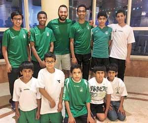 أخضر الإسكواش يشارك في البطولة العربية