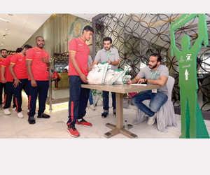 ملتقى جماهير الأندية السعودية لنبذ التعصب