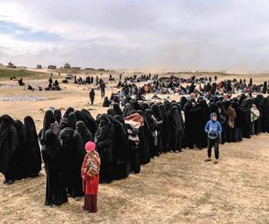 انهيار 3 آلاف داعشي في يومين شرق سورية