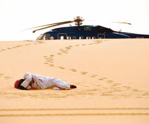 وفاة خليجي وزوجته عطشا في صحراء الربع الخالي
