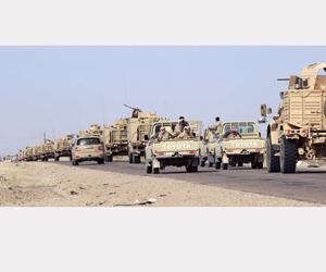 الشرعية تواصل انتصاراتها ومقتل زكريا الحوثي يحبط ا