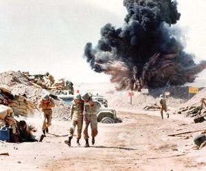 ملفات حرب الخليج الأولى تفضح الإرهاب الإيراني بالم