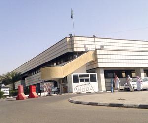 90 إنجاز المباني الإنشائية لمستشفى القنفذة جريدة الوطن السعودية
