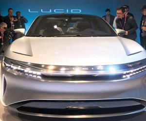 3.75 مليارات ريال لإطلاق سيارة لوسيد آير الكهربائي