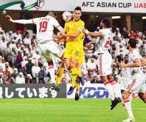 119 هدفا في 46 مباراة في الآسيوية