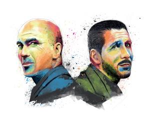 صدام مدريدي في نصف نهائي الأبطال