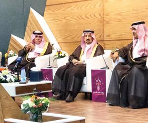 أمير الرياض: ملتقى شباب الأعمال ساحة للمبدعين