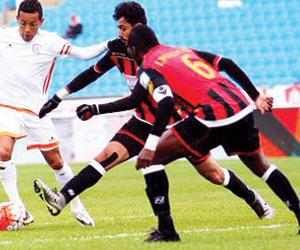 الشباب يتحدى الرائد في كأس الملك