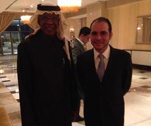 الأمير علي بن الحسين:  نشكر قطر على تميزها ومعاناة